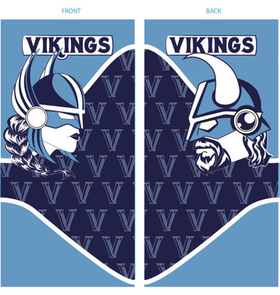 Picture of Vikings Gaiter Face mask
