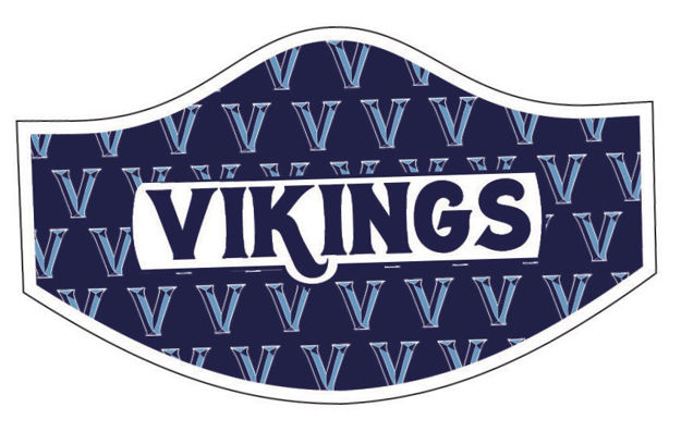 Picture of Vikings Face mask