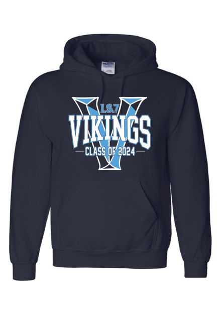 Picture of Vikings Hoodie  Class of 2024